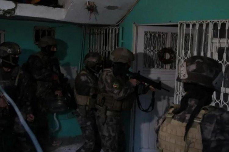 Suç örgütlerine yönelik 'Sahil Rüzgarı Operasyonu' başlatıldı