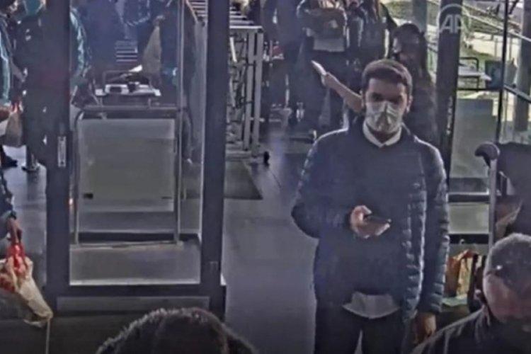 Thodex'in sahibi böyle kaçtı! Faruk Fatih Özer'in yeni görüntüleri ortaya çıktı