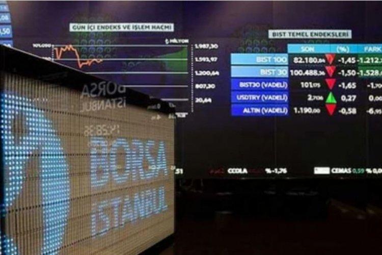 Borsa güne pozitif başladı