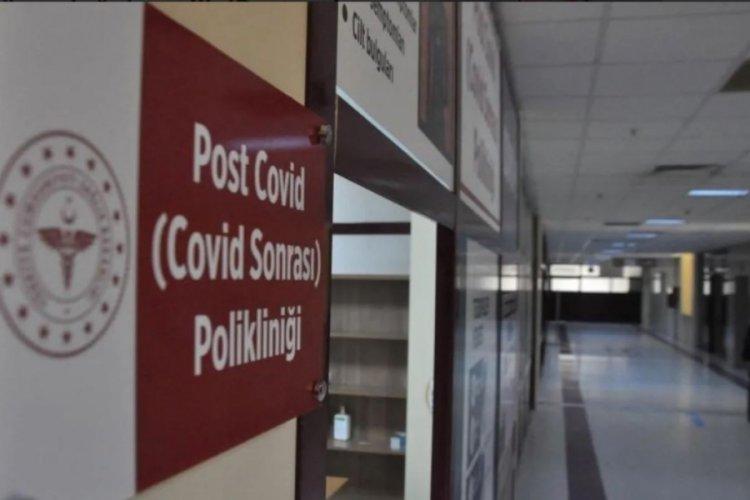 Güneydoğu'nun ilk 'Post ve long Covid' polikliniği açıldı