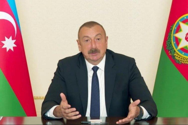 Aliyev: Ermenistan'ın Türkiye'deki toprak iddiaları çok komik