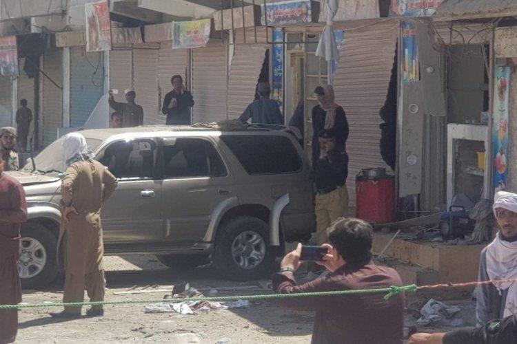 Filistin'e destek eyleminde Pakistan'da patlama: 6 ölü!