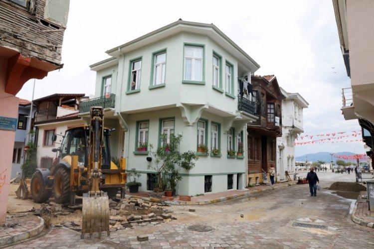 Bursa Girit Mahallesi 2. etap projesi başladı
