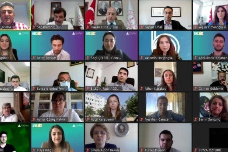 Bursa Eskişehir Bilecik Kalkınma Ajansı'ndan öğrencilere motivasyon