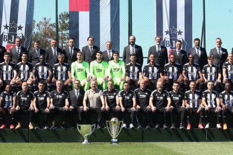 Beşiktaş'tan şampiyonluk posteri