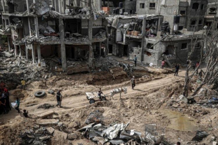Gazze'de şehit sayısı 243'e çıktı
