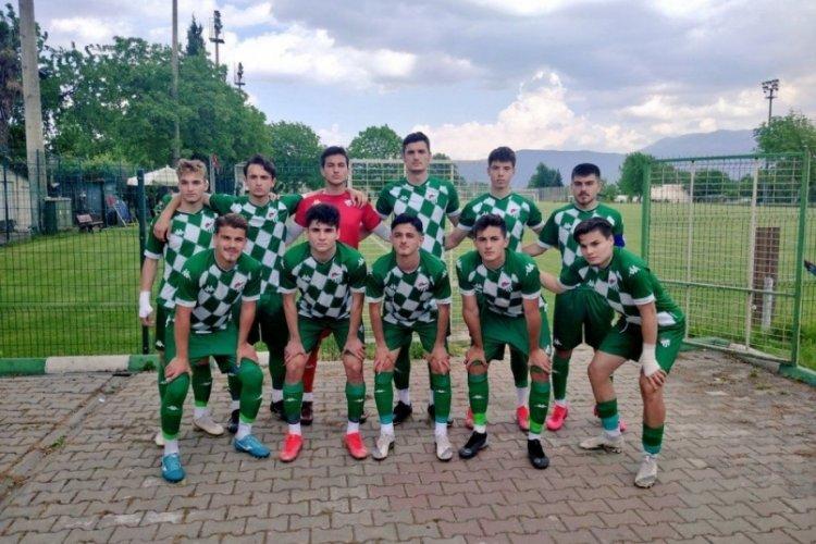 Bursaspor U19'un Giresun maçını BS TV canlı verecek