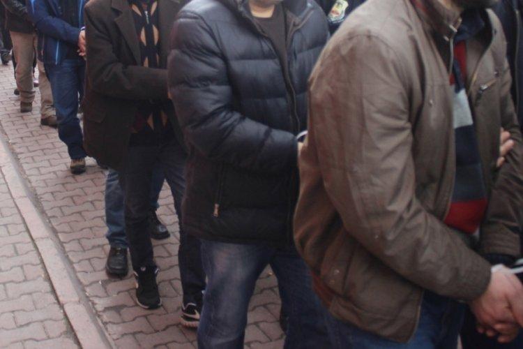 Edirne merkezli FETÖ soruşturmasında 22 şüpheliye yakalama kararı