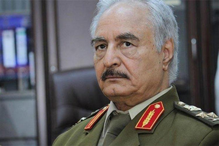 Libya Ordusu duyurdu: Hafter ateşkesi ihlal etti