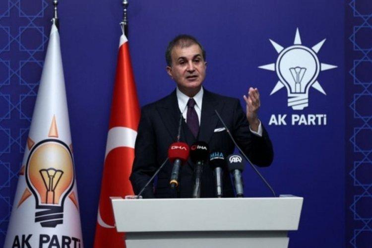 AK Parti Sözcüsü Ömer Çelik: Muhabir kılığında provokatör