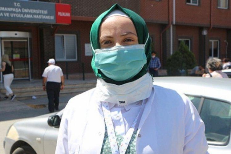 Uyarı geldi: 'Sıcakta nemlenen maske sık sık değiştirilmeli'