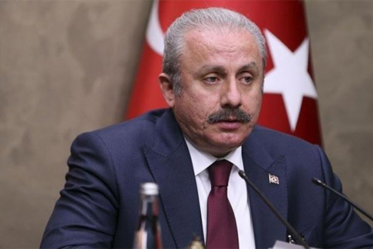 TBMM Başkanı Şentop'tan Yunanistan'a sert tepki