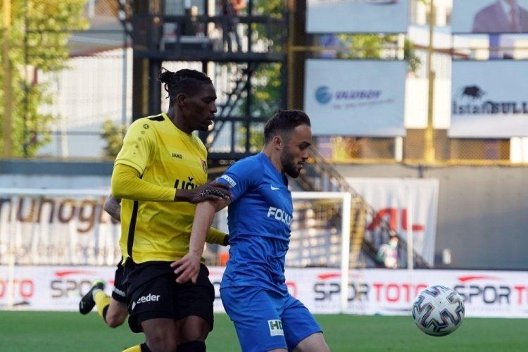 TFF 1. Lig play-off'ta ilk finalist Altay