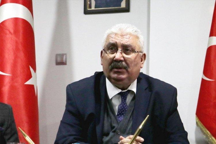 MHP'li Semih Yalçın: MHP, Türkiye'nin bütünlüğü ve bekası adına AK Parti'yle uzlaşmıştır