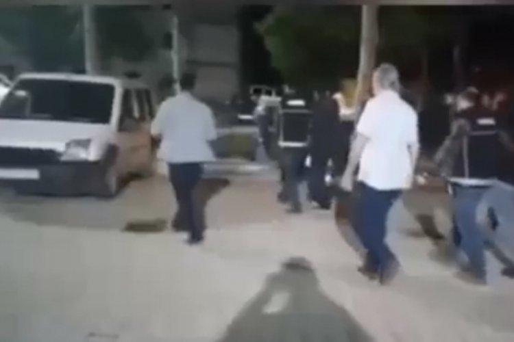 Bursa Yenişehir'de uyuşturucu operasyonu