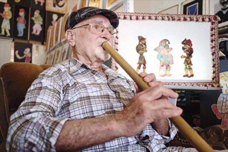 KKTC'de ismi Karagöz ve Hacivat ile özdeşleşen sanatçı yaşamını yitirdi