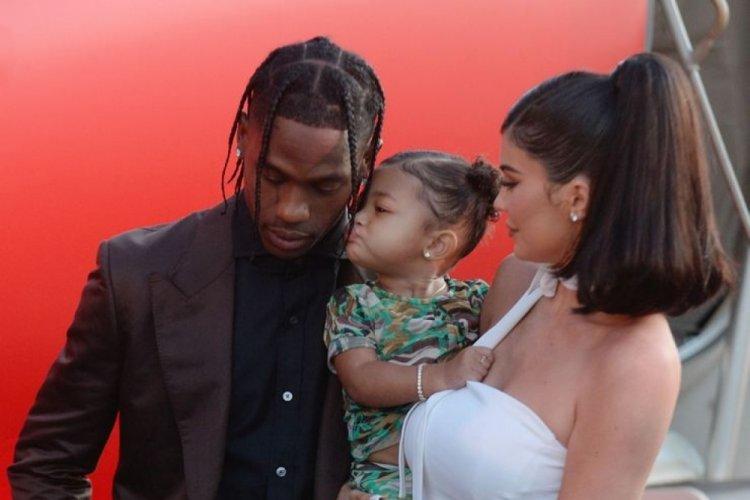 Kylie ve Travis Scott 'açık ilişki' yaşıyor iddiası