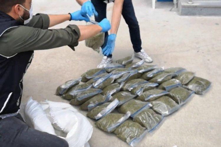EGM, 15 Temmuz öncesi ve sonrası uyuşturucuyla mücadele verilerini paylaştı