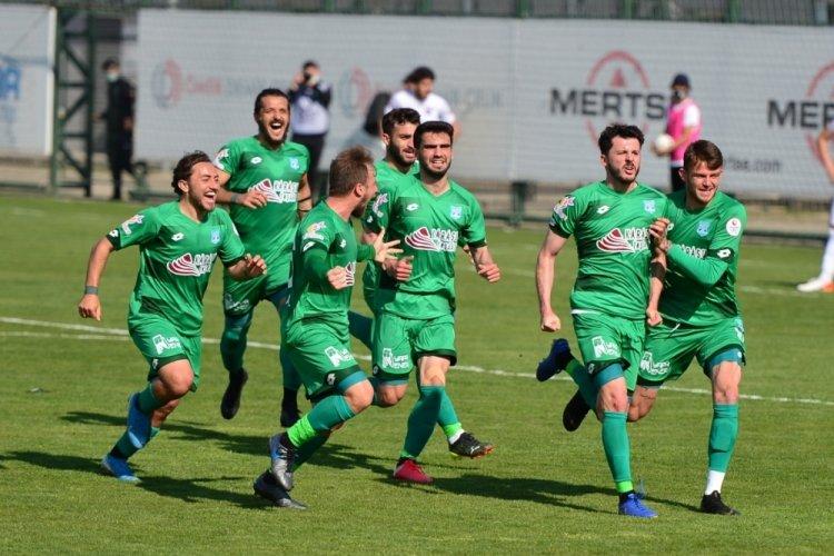 Bursa Yıldırımspor'da hedef Misli.com 2. Lig