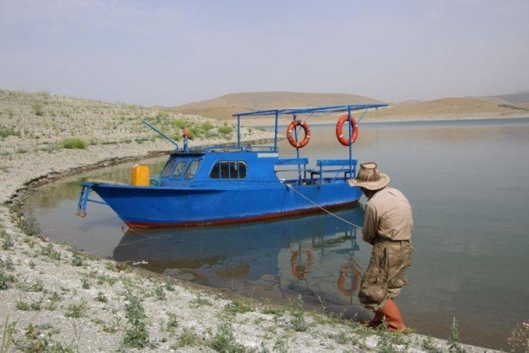 Su yükseldi: Robinson Ziya dede adasına kavuştu