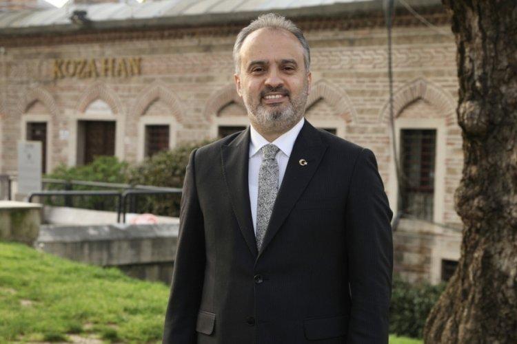Bursa Büyükşehir Belediye Başkanı Aktaş'a uluslararası görev