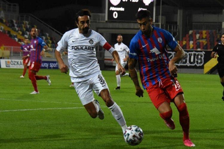 TFF 1. Lig play-off finali İstanbul'da oynanacak