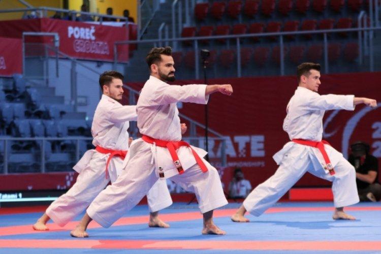 Türkiye, karatede zirvede