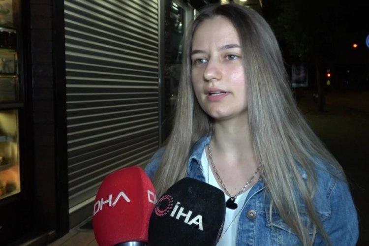 Bursa'da bir kadının telefonu gasp edildi