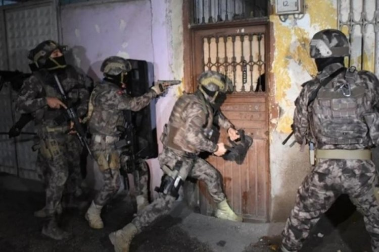 Diyarbakır'da PKK operasyonu: 29 gözaltı