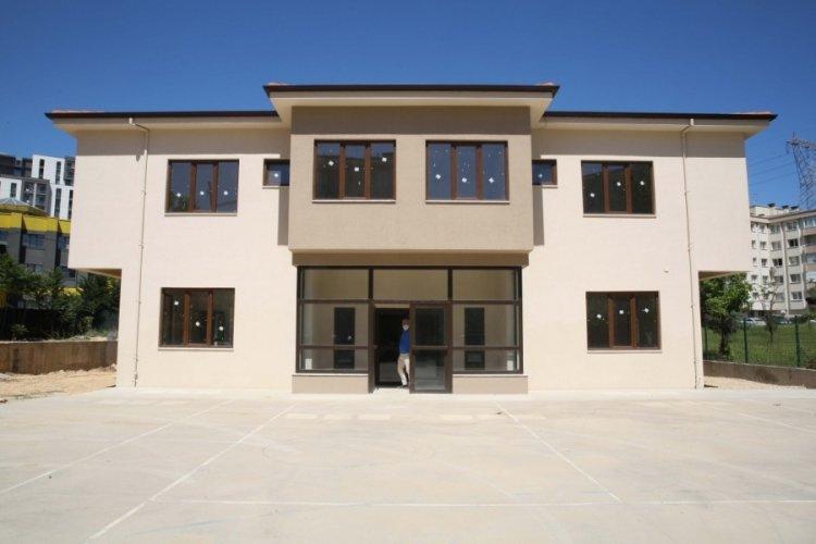 Bursa'da İhsaniye'ye modern aile sağlığı merkezi