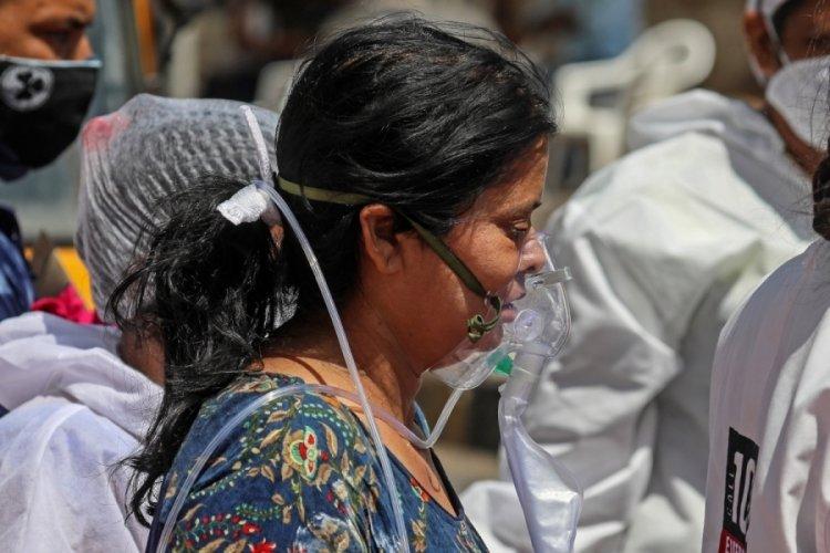 Hindistan'da kara mantar vaka sayısı 9 bine yaklaştı