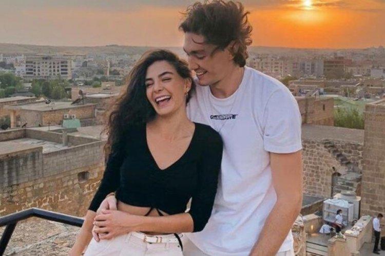 Ebru Şahin ve Cedi Osman'dan evlilik planı
