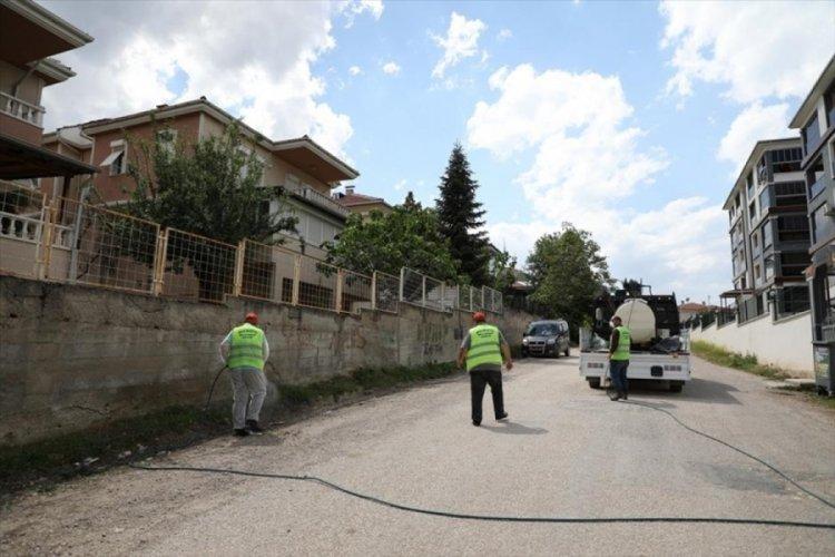 Bursa İnegöl yaza hazırlanıyor