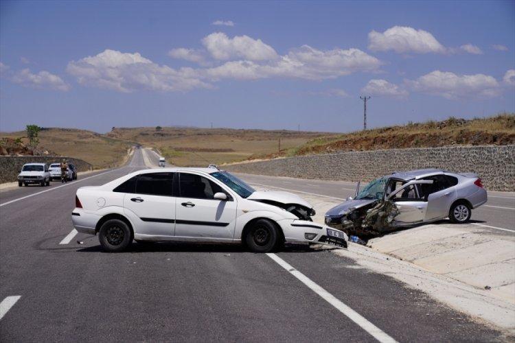 Şanlıurfa'da trafik kazası: 8 kişi yaralandı