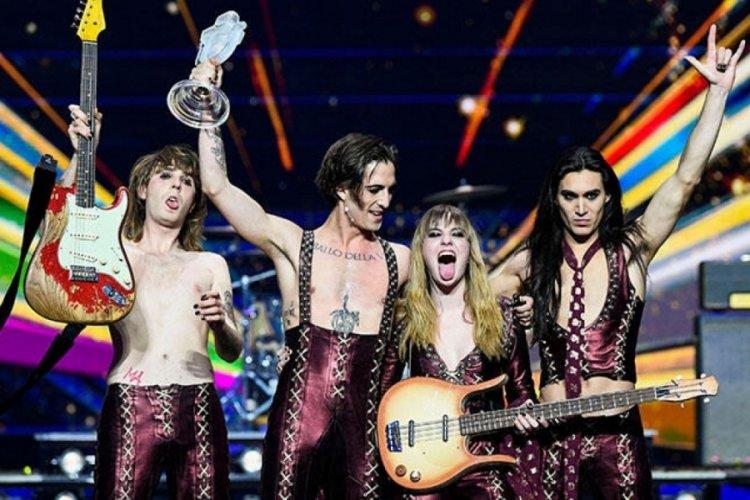 Eurovision birincisi Maneskin grubundan uyuşturucu iddialarına ilişkin açıklama geldi