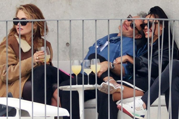 Rita Ora, Taika Waititi ve Tessa Thompson'ın üçlü aşkı olay oldu