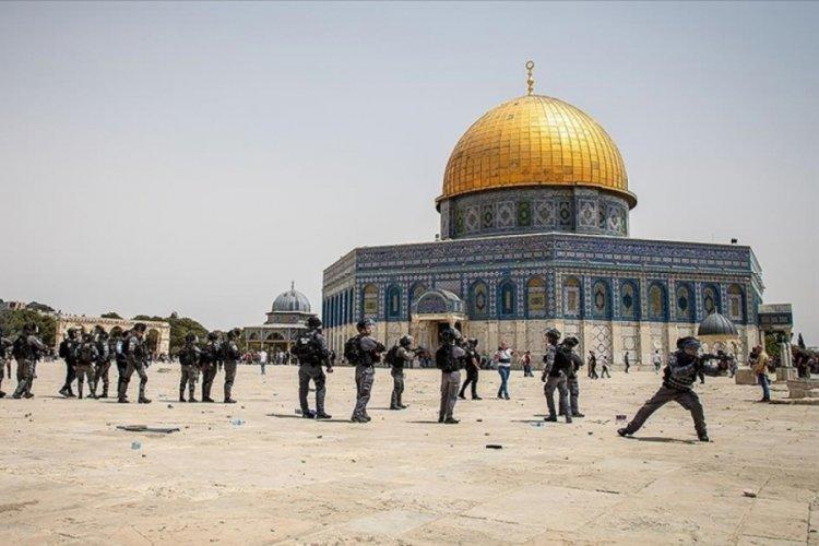 Filistin, fanatik Yahudi örgütlerin Mescid-i Aksa'yı yıkma çağrılarına karşı uyardı