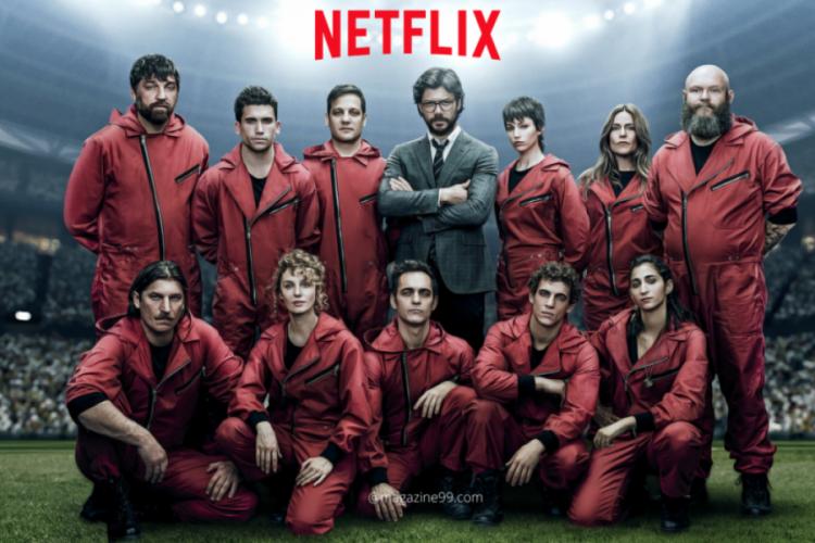 La Casa De Papel 5. sezon tarihi açıklandı