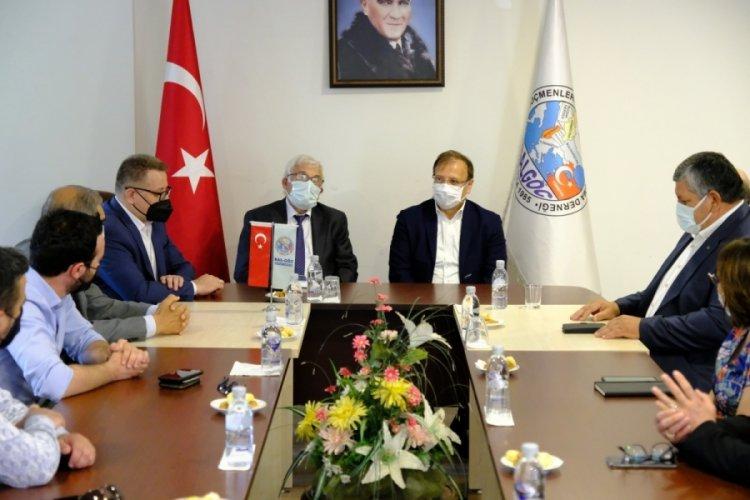 Bursa Milletvekili Çavuşoğlu'ndan Yunanistan Başbakanı Miçotakis'e tepki