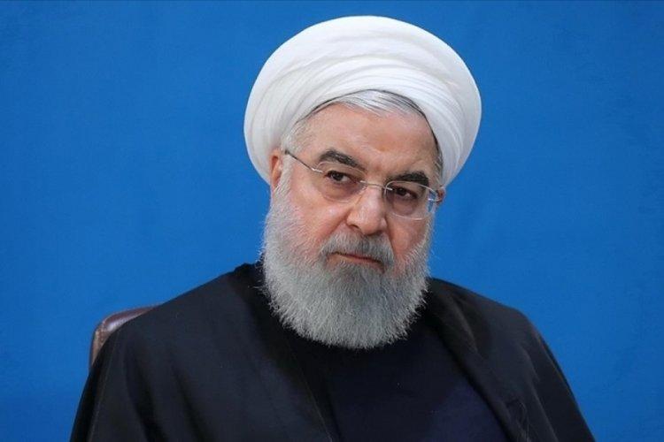 İran Cumhurbaşkanı Ruhani, Çin Devlet Başkanı Xi Jinping ile görüştü