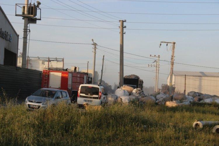 Amonyak dolu tank patladı: 5 yaralı