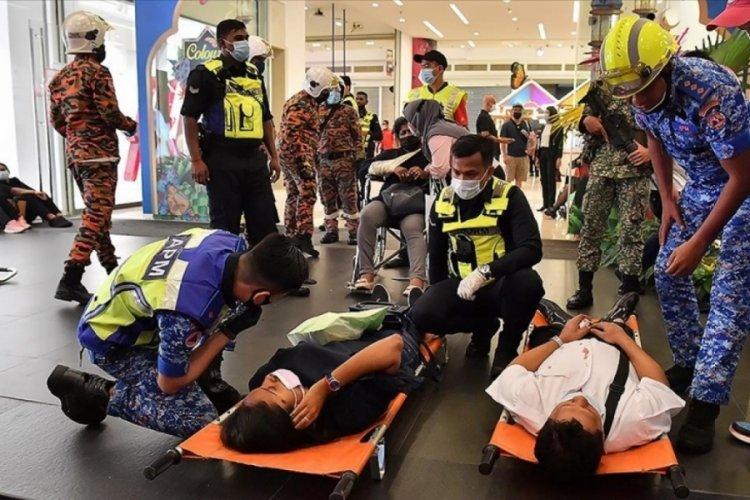 Malezya'daki metro treni kazasında yaralanan 6 kişinin durumu kritik