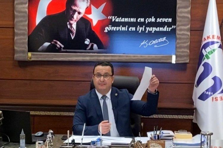 Bursa'daki suç makinesi o taksici: Kandırıldım