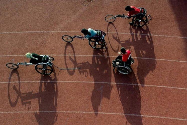 Bakanlıktan 8 bin olimpik ve paralimpik sporcuya harçlık