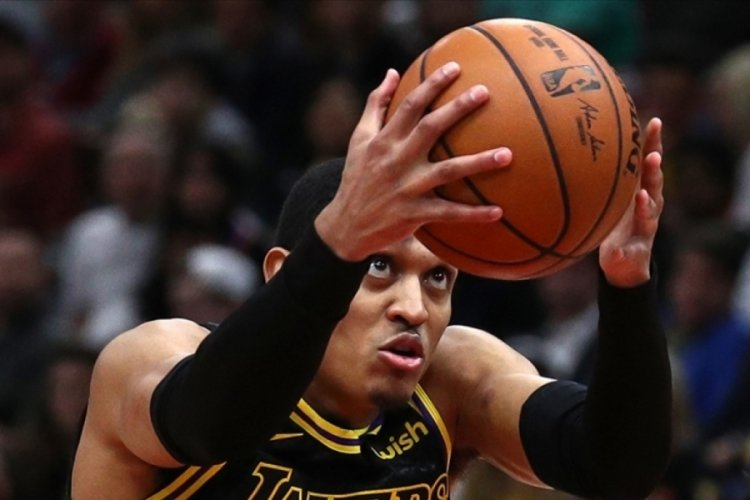 NBA'de yılın altıncı adamı Jordan Clarkson