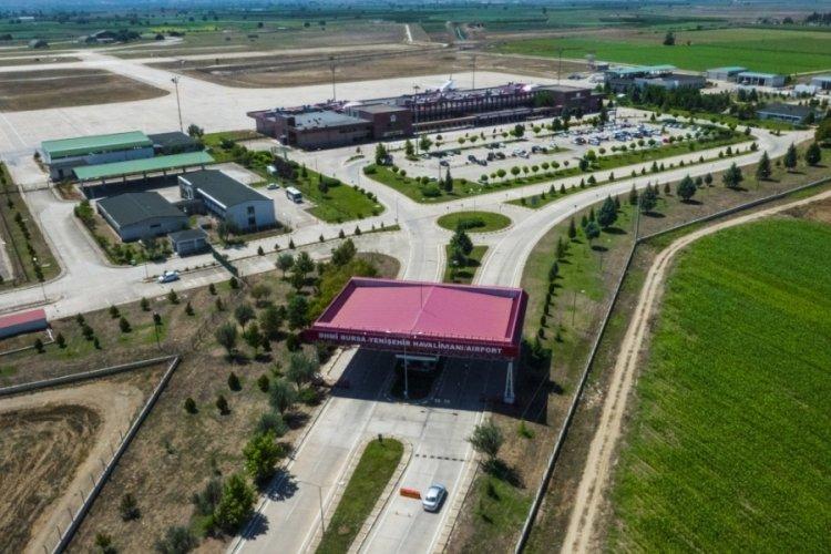 Bursa Yenişehir Belediye Başkanı Aydın: Havaalanına sahip çıkalım