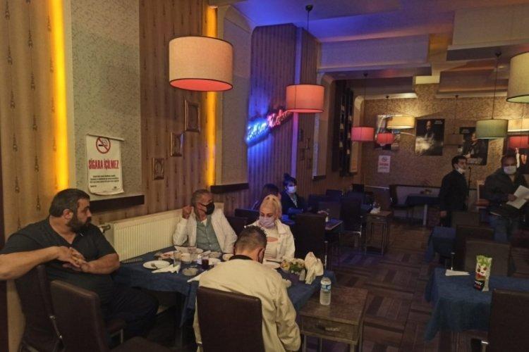 Ankara'da eğlence kulüplerine baskın