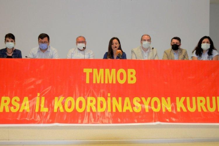 TMMOB Bursa, müsilaj tehlikesine dikkat çekti