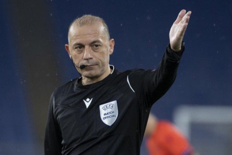 TFF 1. Lig Plaf-off Finali'ni Cüneyt Çakır yönetecek