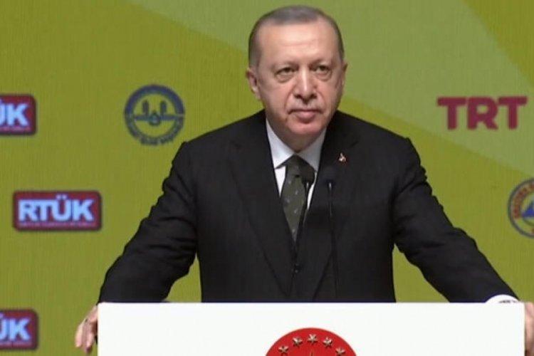 Cumhurbaşkanı Erdoğan'dan İslamofobi vurgusu